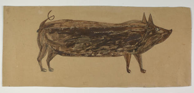 bill-traylor-gallery-brown-pig-2016-38-70-front.jpg