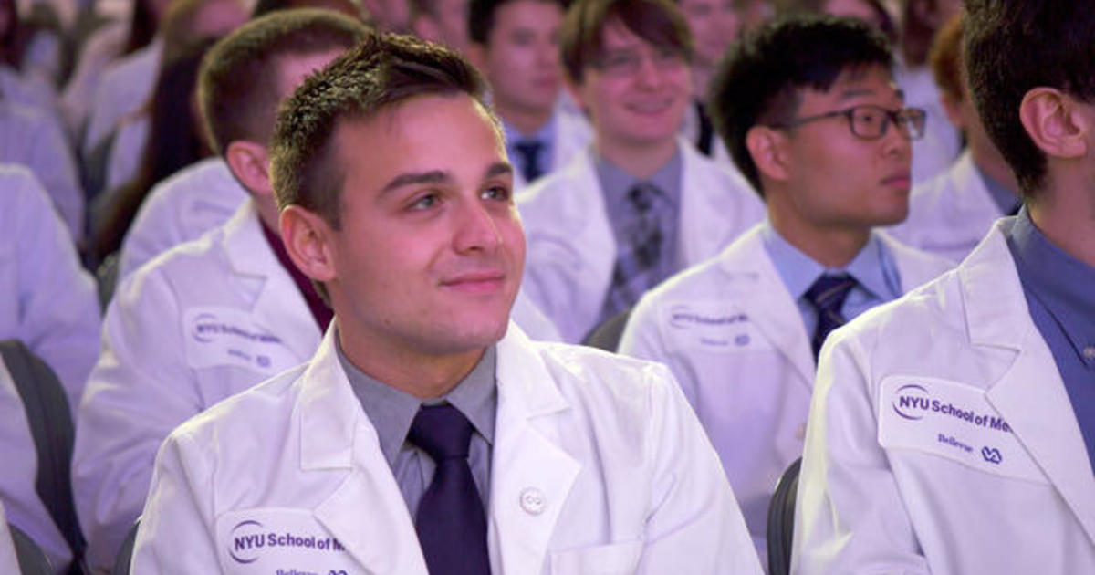 How the NYU School of Medicine is going tuition-free - CBS News