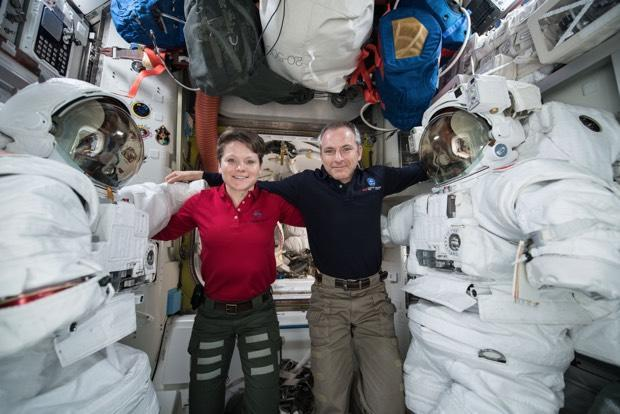 NASA responds to outrage over spacesuit issue on ISS