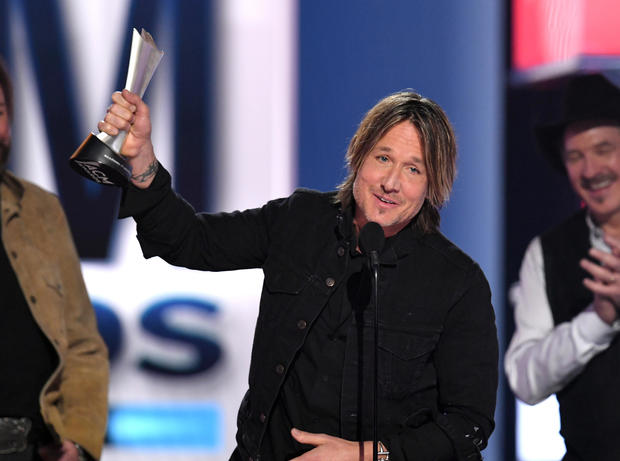 Keith Urban — 54th Academy Of Country Music Awards