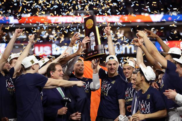 Virginia Cavaliers — NCAA Men's Final Four — National Championship