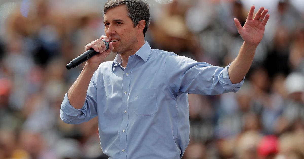 www.cbsnews.com: Beto O'Rourke campaign responds to false claim Odessa shooter was a supporter