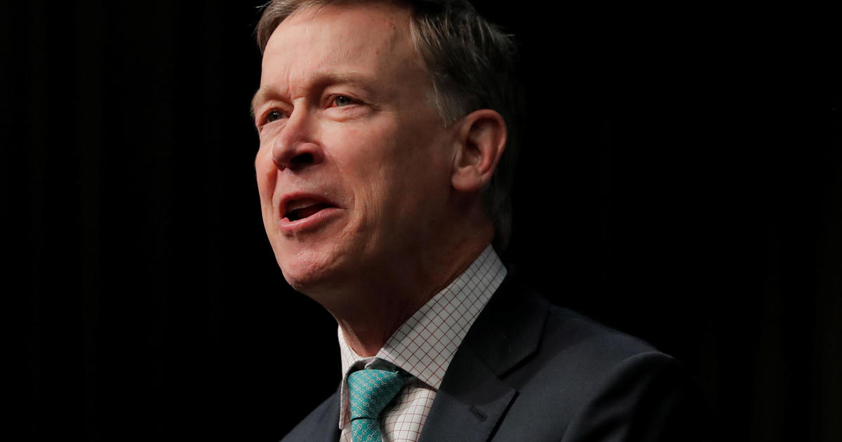 John Hickenlooper unveils plan to expand access to long-acting contraception