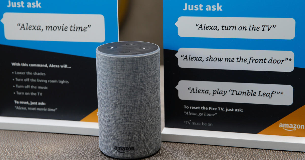 Amazon Alexa: Workers are paid to listen to consumer