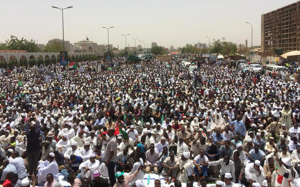 SUDAN-UNREST-DEMO-POLITICS