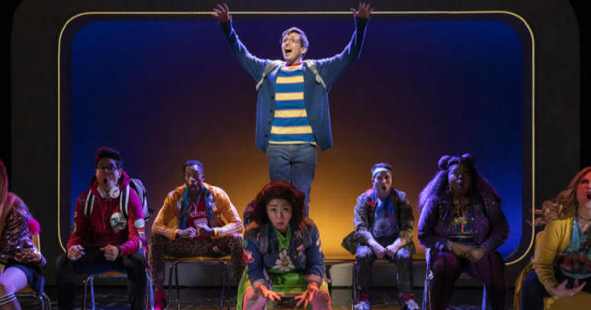"Broadway star Will Roland shares his journey on stage from ""Dear Evan Hansen"" to ""Be More Chill"""