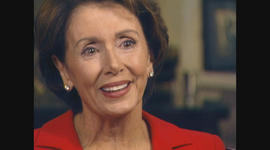 From the 60 Minutes Archives: Nancy Pelosi