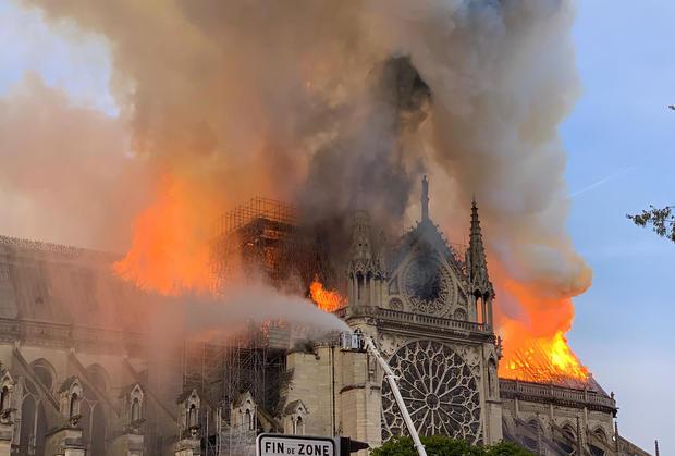 Image result for notre dame de paris fire