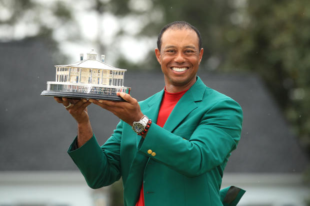 Tiger Woods — Masters 2019