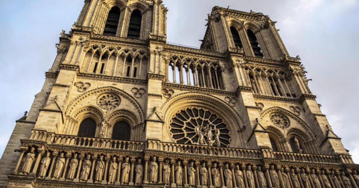 """Notre Dame Cathedral """"interwoven"""" with fabric of French history, expert says"""