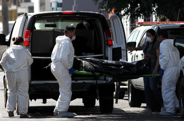 MEXICO-CRIME-VIOLENCE-CLANDESTINE GRAVE