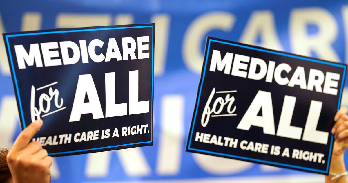 """Medicare for All"" giving health-care industry stocks the chills"