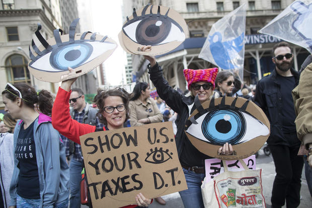 Tax Day Rallies