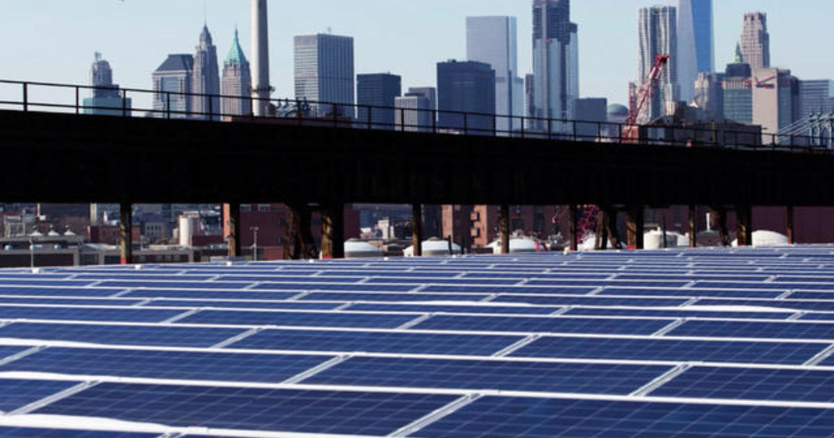 NYC takes aim at its biggest source of carbon emissions