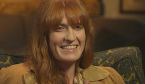 """Florence Welch on her own """"Hunger"""""""