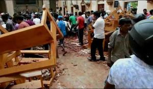 Arrests following blasts in Sri Lanka