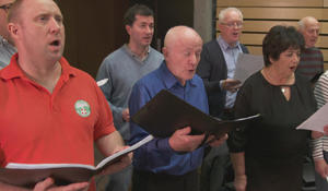 The Missing People Choir: Raising voices in pain and hope