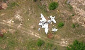 6 killed in Texas plane crash