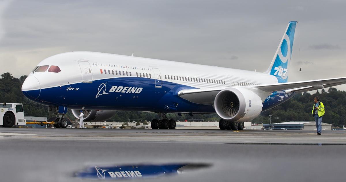 Boeing 787 Dreamliner prompted nearly a dozen complaints from whistleblowers to FAA