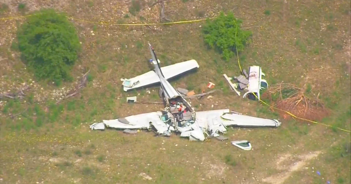 Plane crash in Texas: Aircraft may have lost an engine, sources say