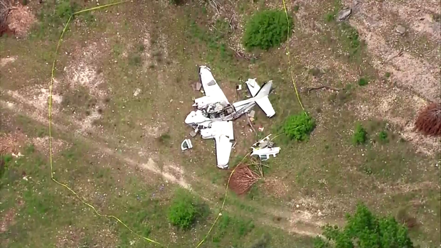 Kerrville plane crash: Officials identify all 6 people