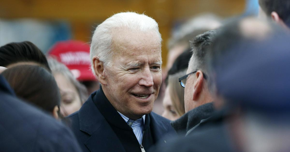 Joe Biden says he's running for president, in video announcing bid