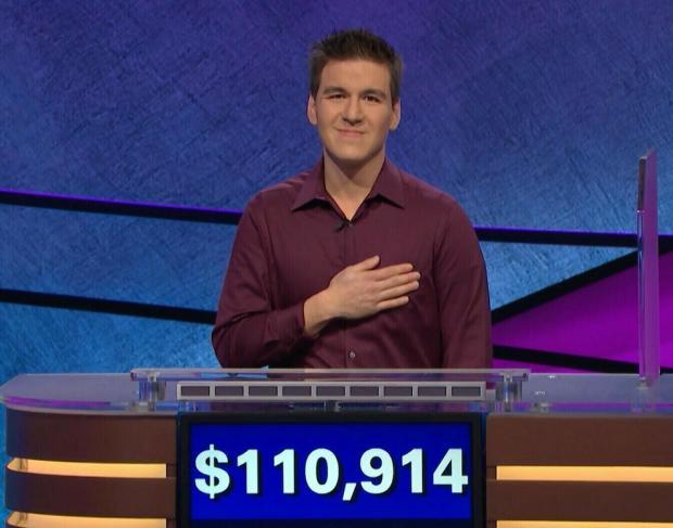 Jeopardy Record