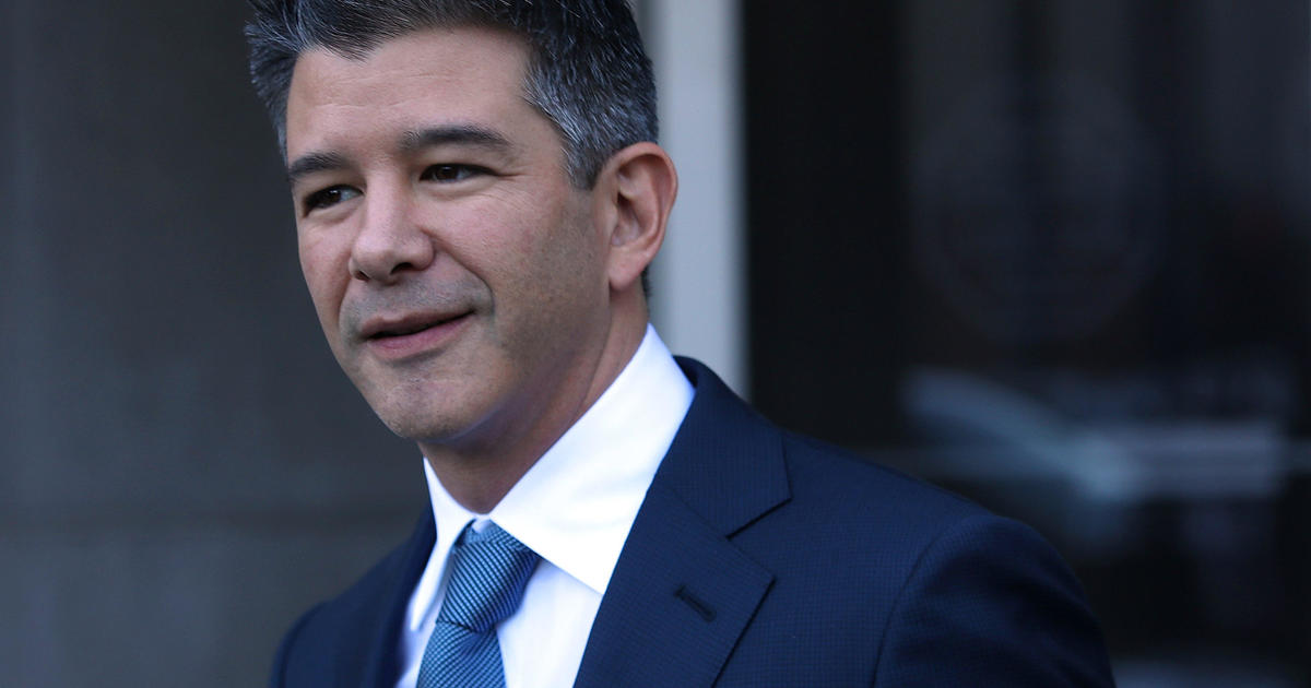 Uber's Travis Kalanick to leave board after selling $2.5 billion in company stock