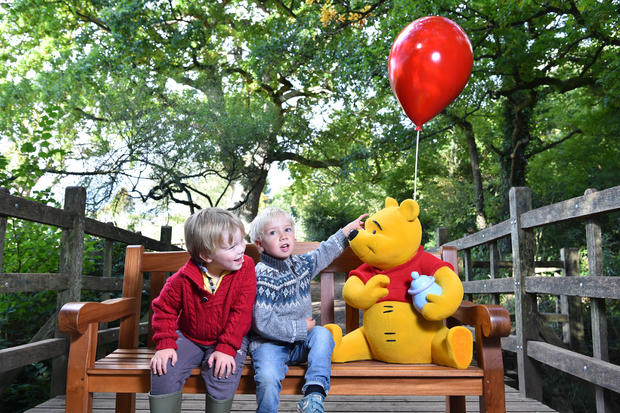 90th anniversary of Winnie-the-Pooh