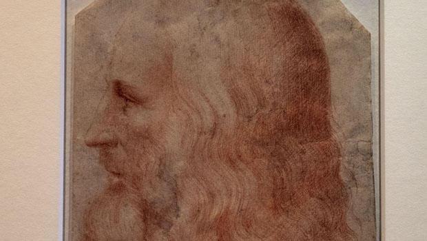 Newly identified Leonardo da Vinci portrait on show in London
