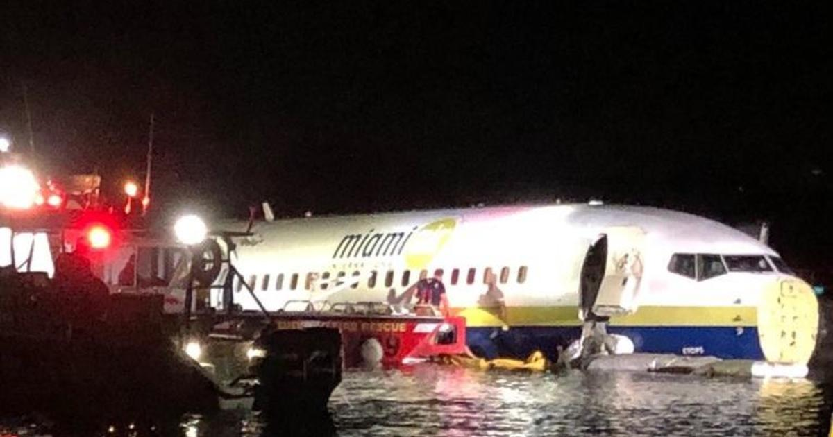 Jacksonville plane landing: Pilots requested and got last