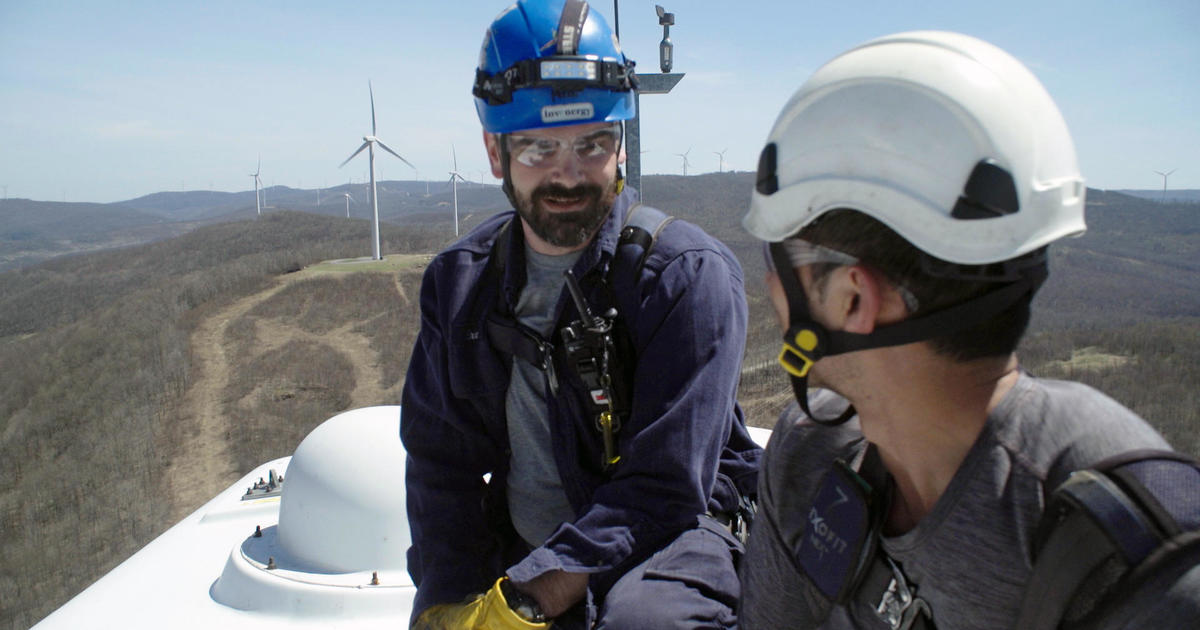 """The fight over green jobs in coal country: """"We can become important again"""""""
