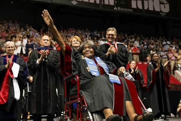 Civil Rights Pioneer Honorary Degree
