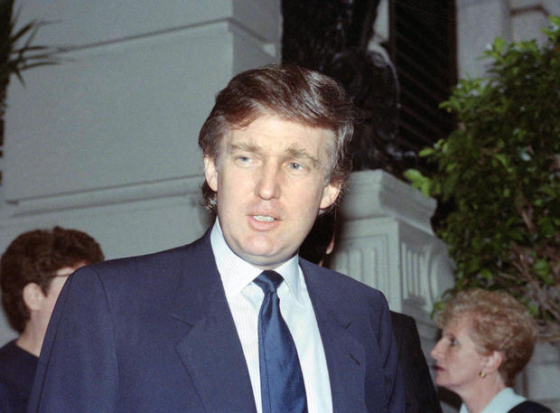 Newspaper: Trump lost more than $1 billion from 1985 to 1994