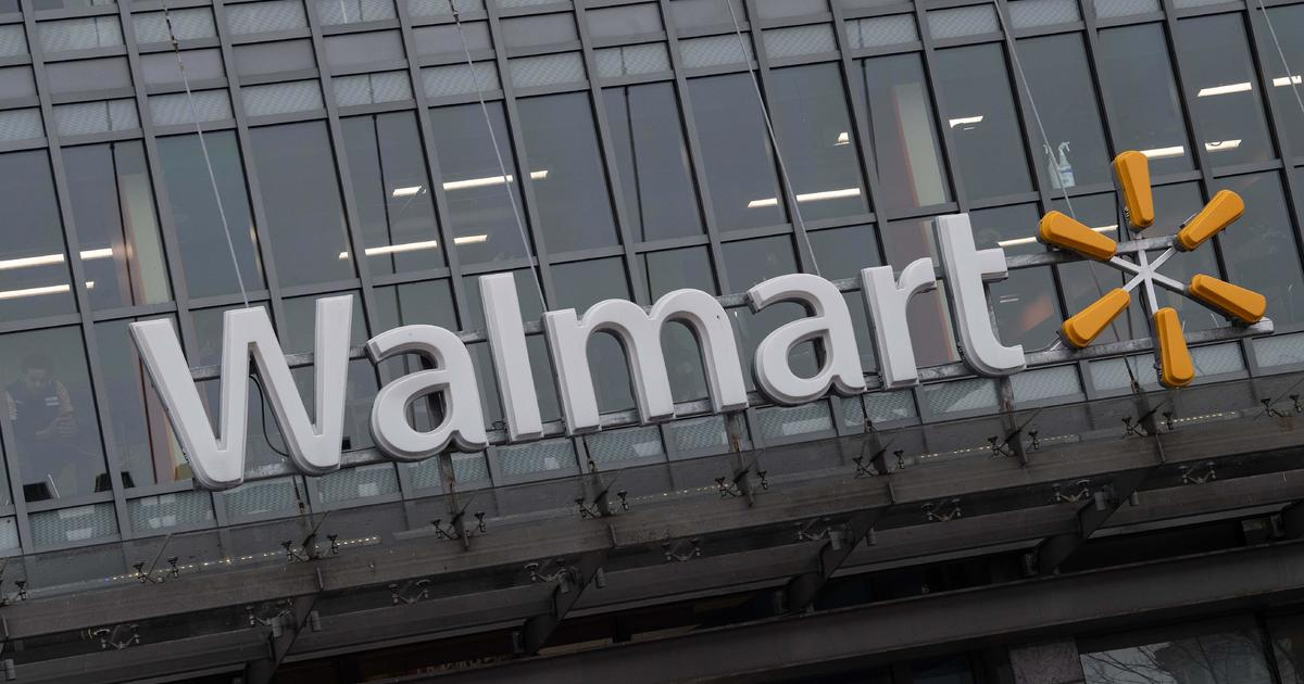 Walmart store managers make $175,000 a year - CBS News