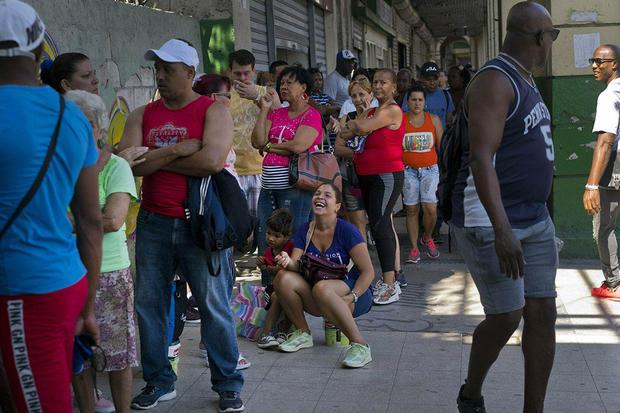 Cuba Rationing