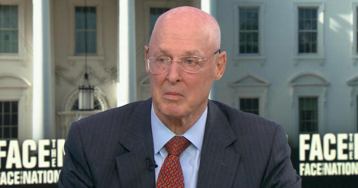 "Henry Paulson, Ex-Treasury Chief, Warns ""no One Wins A"