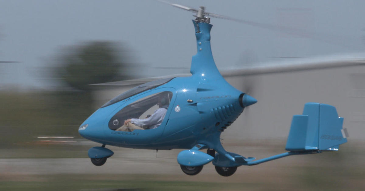 Flying cars: Ready to take off