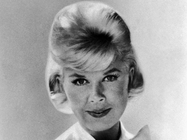 A portrait of actress Doris Day from April 15, 1963