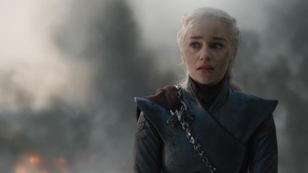 Daenerys Targaryen from Game of Thrones