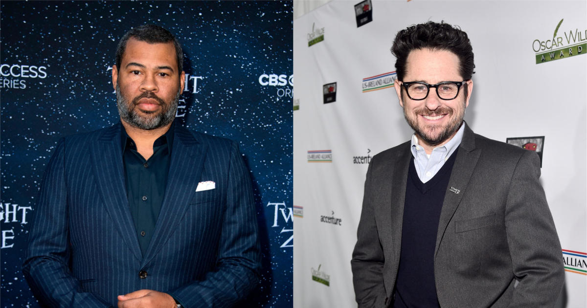 Jordan Peele And J.J. Abrams Listen To Stacey Abrams And