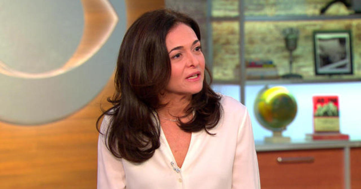 Sheryl Sandberg, Lean In founder, says more men are uncomfortable interacting with women at work since #MeToo, according to study