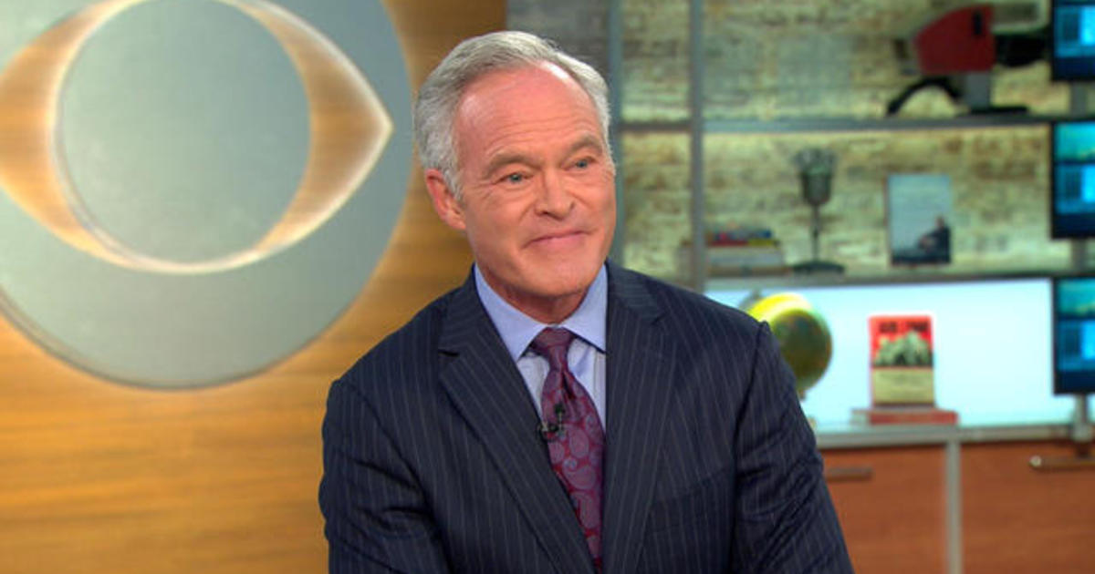 "Scott Pelley, ""60 Minutes"" correspondent, on new memoir ""Truth Worth Telling"": ""Don't ask the meaning of life"""