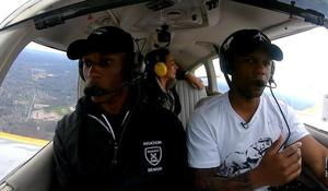 Pilot takes minority youth under his wing to promote aviation diversity