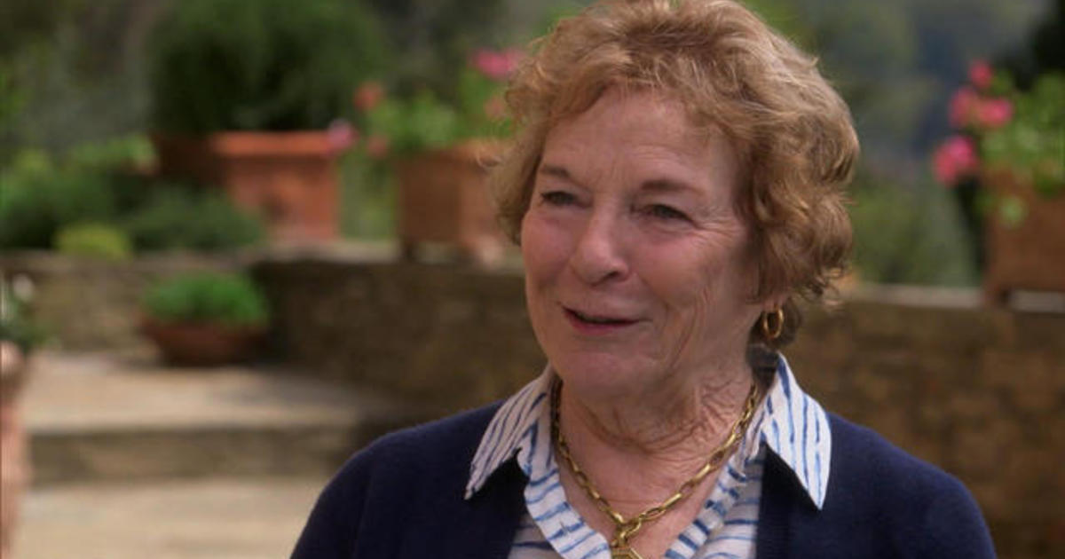 Under the Tuscan sun with Frances Mayes