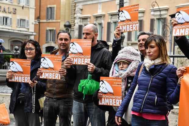 ITALY-FRANCE-HEALTH-EUTHANASIA-RIGHTS