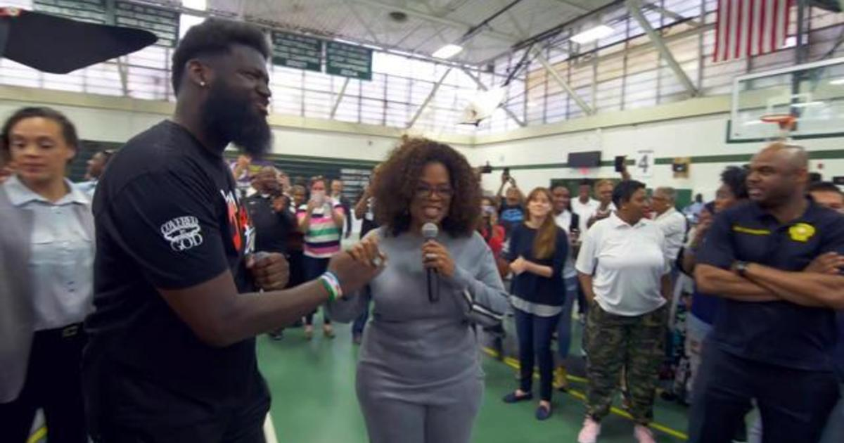 "Newark principal wants to use Oprah's $500,000 donation for ""restorative"" programs"