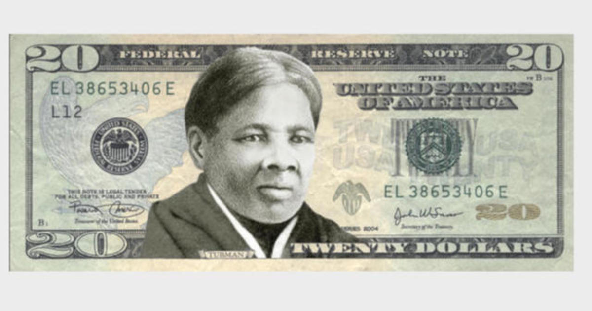 Harriet Tubman 20 Dollar Bill Redesign Won T Happen For Years Treasury Secretary Steve Mnuchin Says Cbs News