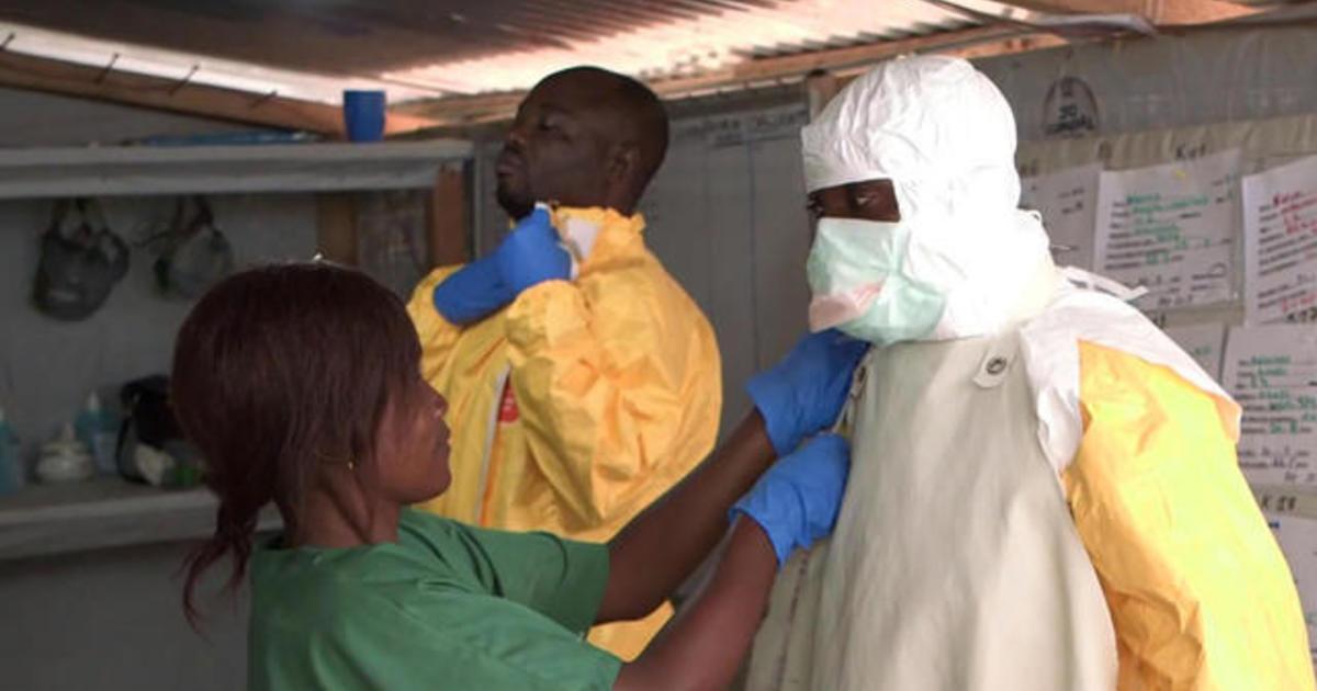 Violence, mistrust disrupt efforts to combat Ebola in Democratic Republic of Congo