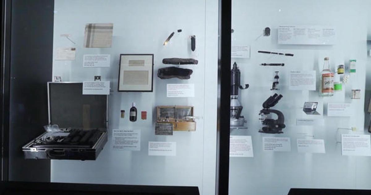 International Spy Museum in D.C. reopened